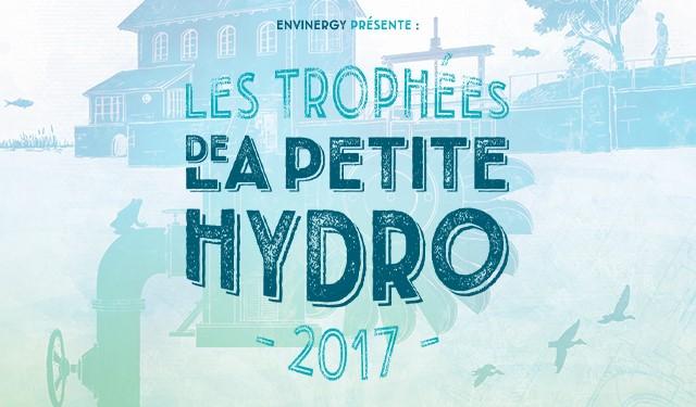 Les Trophées de la Petite Hydro 2017